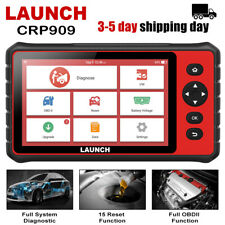 LAUNCH X431 CRP909 Automotive Full System OBD2 Scanner Car Diagnostic Scan Tool