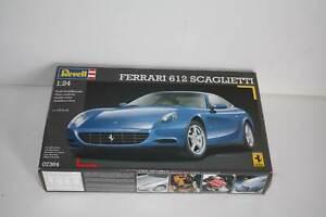 Ferrari 612 Scaglietti Maßstab 1:24 Revell 07364 Bausatz unverbaut *Kirch*