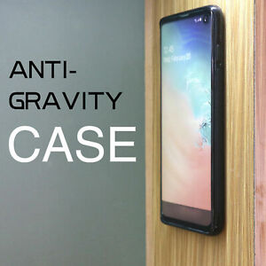 Anti-Gravity für Samsung Galaxy S20 Plus Ultra Note 20 Cover Case Klebe-Hülle