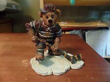 Boyds Bears & Friends-Puck.Slapshot #1513