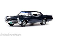 SUNSTAR 1965 PONTIAC GTO NABLACK PEARL 1/18 DIECAST CAR SS1806