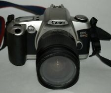 Canon EOS Rebel G film camera, 28 - 80mm lens, built-in flash, SEE TEST PHOTOS