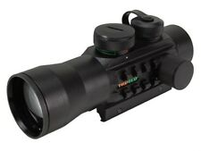 Truglo Xtreme Red Dot Sight 42mm 2x Red and Green 4-Pattern Reticle TG8030MB2