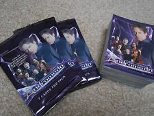 ANDROMEDA TRADING CARDS BASE SET ROC + 3 WAX PACK WRAPPERS