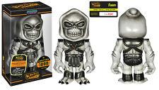 Masters of the Universe Gray Skull Skeletor Hikari Sofubi Funko pop Figure Toy
