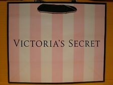 VICTORIA'S SECRET SMALL SHOPPING GIFT BAG FOR COSMETICS FRAGRANCES LINGERIE LOVE