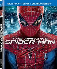 The Amazing Spider-Man (Blu-ray+DVD, 2012) - Includes Slip Cover - Region Free