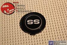 71-88 Camaro 75-76 Nova SS Steering Wheel Horn Cap Emblem Super Sport