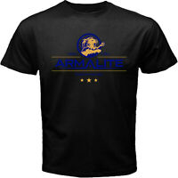 Armalite Firearms AR Rifle Competition Shooting Hunting Black T-shirt Size S-5XL