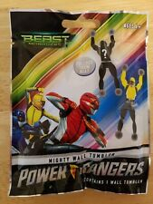 NIP Beast Morphers Power Rangers Blind Pack Mighty Wall Tumbler