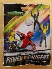 NIP Beast Morphers Power Rangers Blind Pack Mighty Wall Tumbler
