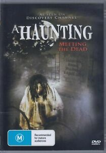 A HAUNTING (MEETING THE DEAD) - USED REGION 0 DVD (RARE 2 DISC SET)
