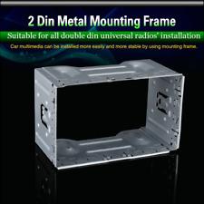 ES200 Universial 2 Din Car DVD Metal Mounting Frame
