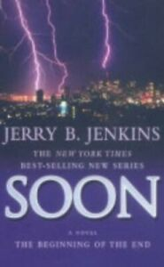 Soon by Jenkins, Jerry Paperback Book The Cheap Fast Free Post