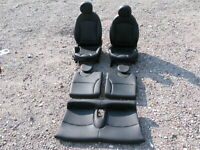 CONVERTIBLE MINI COOPER S 2009 - 2015 SEATS FRONT REAR LEATHER LEFT RIGHT OEM