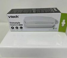 VTech CD1103 Trimstyle Corded Phone - White