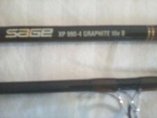 Sage xp fly rod 9' 9 wt 4 piece great salt water fly rod excellent condition