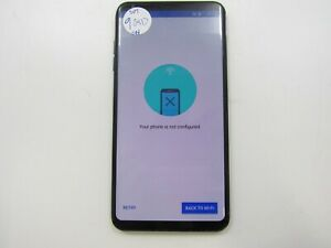 Google Locked LG V30 Plus LS998 Sprint Check IMEI GLD AD-402