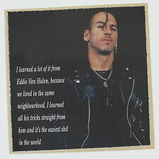 POP-CARD feat. TRACII GUNS & QUOTE , 15x15cm greeting card aav