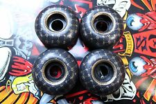 WORLD INDUSTRIES 51mm Designer Leather Hard Street NOS Rare Skateboard WHEELS