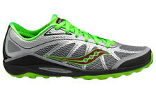 New! Saucony Men's ProGrid Kinvara TR Trail Shoe in Gray Size: 9 in box