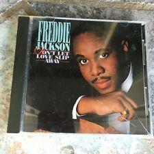 DON'T LET LOVE SLIP AWAY -FREDDIE JACKSON CD