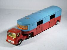 Corgi n° 1130 Bedford Circus Horse transporter camion Chipperfields