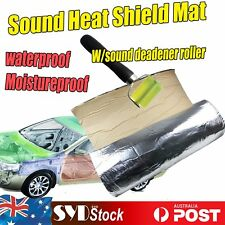 Sound Deadener Roller & Automotive  Heat Sound Deadening Material Foam Area :3m2