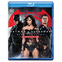 Batman v Superman Dawn of Justice [Ultimate Edition] [Blu-ray] [2016]