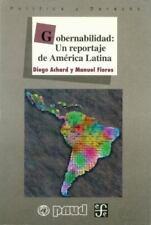 Gobernabilidad: un reportaje de América Latina (Politica y derecho)-ExLibrary
