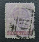 nystamps Canada British Columbia & Vancouver Island # 17 Used $955 O22y2142