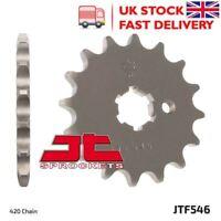 JT Front Sprocket JTF546 13 Teeth fits Yamaha LB50 3M Bop