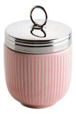 BIA scanalata UOVO CUOCIUOVA e il bracconiere con parte superiore in acciaio inox-rosa