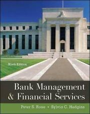 Bank Management & Financial Services 9e Global Edition