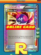 Master Ball ACE SPEC  - for Pokemon TCG Online ( ptcgo in Game Card)