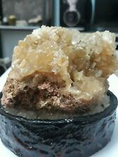 Raw Crystal Stone Shining And Alive