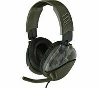 Turtle Beach Recon 70P Gaming Headset - Green Camo - Refurbished