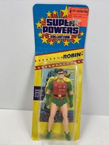 Vintage 1986 Kenner DC Super Powers Collection Robin Action Figure READ