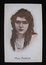 CAPRICE Rare Australian movie postcard Mary Pickford silent era lost film