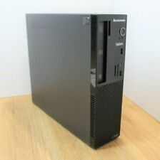 Lenovo Edge e73 Windows 10 Desktop PC Intel Core i5 4th Gen 2.7 4GB 500GB WiFi