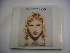 MADONNA - RAIN - BRAND NEW SEALED CD SINGLE DIGIPACK U.S.A. 1993