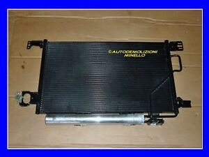 Condensatore climatizzatore NUOVO NRF 35623 per MERCEDES CLK e Classe C
