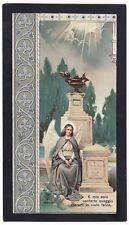 SANTA LEGA EUCARISTICA n° 590 ? SANTINO - LUTTINO - HOLY CARD - 1910