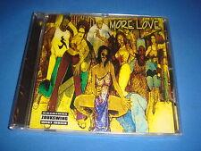 ALBUM CD NEUF SCELLÉ / COMPIL MORE LOVE / CRCDM18 CRISTAL ZOUKSWING WEST INDIES