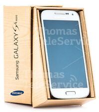 Samsung Galaxy S4 mini i9195 Weiß White Smartphone Handy Android Neu OVP