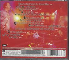rare CD 90's 80's ALBERTO PLAZA Acustico BANDIDO recuerdame tu tambien SENTENCIA