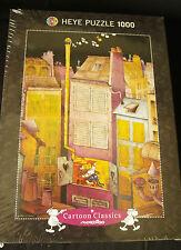 NIB Heye Mordillo Piano 1000 Piece Puzzle Sealed Cartoon Classics 29214