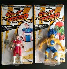 Funko Savage World: Street Fighter - Chun Li and Blanka Chase Limited Edition