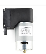 Airpo D2028b Vacuum Pump Motor 12vdc Mini Diaphragm Air Compressor