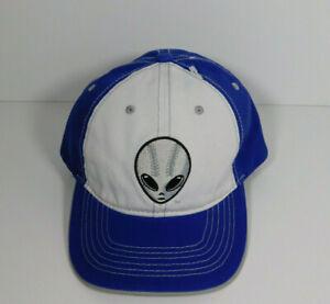 LAS VEGAS 51s MiLB Unstructured LV Alien Dad Cap NY Mets Strapback Baseball Hat